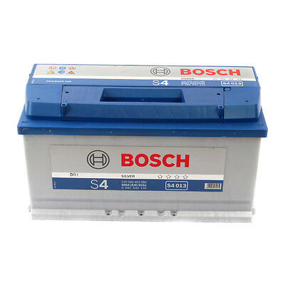 Sealed 4 Years Wty Bosch S4 Car Battery 12V 95Ah Type 019 800CCA OEM Quality