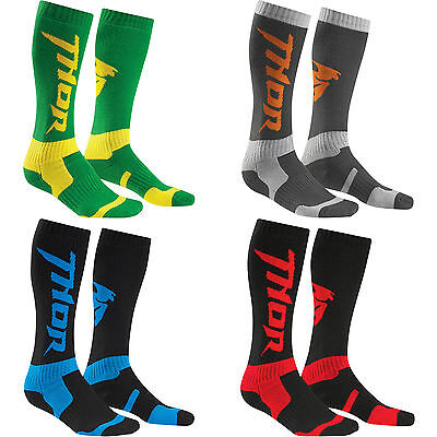 2016 Thor MX Socks Mens Motocross Off Road Offroad ATV UTV Dirt Bike Dirtbike