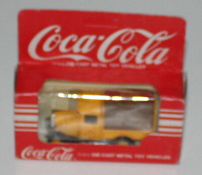 COCA COLA VINTAGE Die-Cast Metal Toy Vehicles Truck LKW DAYS GONE EVERY 8 CM