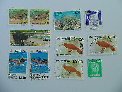 L657 - Sri Lanka Stamps