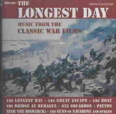 Various Artists - The Longest Day: Classic War Films New Cd