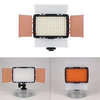 160 LEDs Photography Studio Video Camera Camcorder LED Panel for Canon etc A5TL