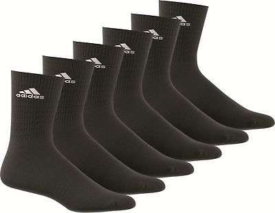 adidas Performance Socken 3S Performance Crew C 6P 6 Paar schwarz
