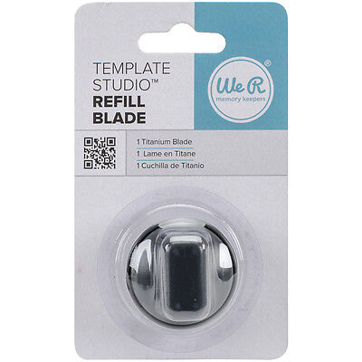 Template Studio Refill Blade-For Use With 662551 Starter Kit by We R Memory Keep
