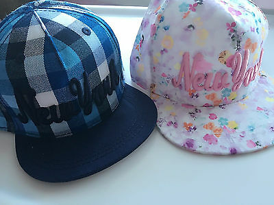 Baby Kids Children Boy Girl Cotton handsome Hiphop Hippie Golf baseball Hat Cap