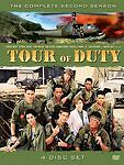 Tour of Duty - The Complete Second Season (DVD, 2004, 4-Disc Set)