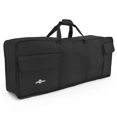 New 88 Key Keyboard Bag with Straps by Gear4music