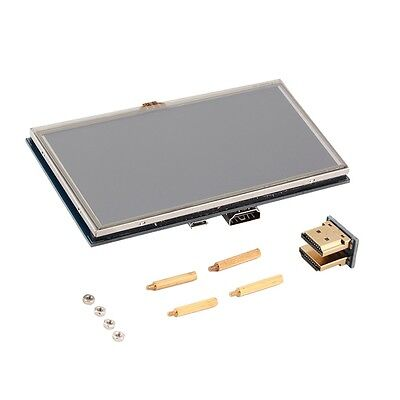 5-inch Resistive Touch Screen LCD Display HDMI for Raspberry Pi XPT2046 GO