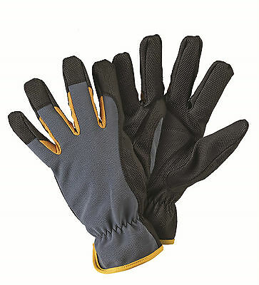 Briers Advanced All Weather Gardening Gloves Waterproof Grip Large
