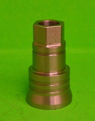 Junior Dragster Stainless Starter Nut with Snap Ring Groove