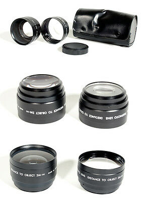Tele-Wide Angle Adapter W/ Case