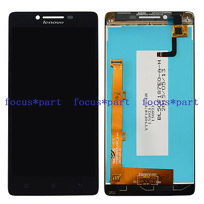 New Lenovo A6000 Touch Screen Digitizer + LCD Display Assembly Black