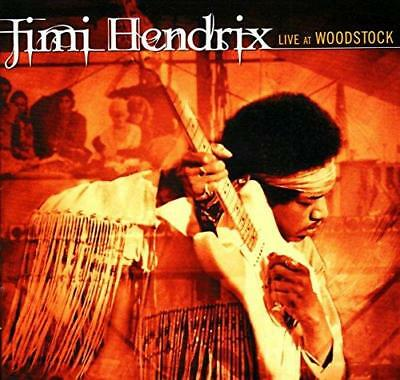Jimi Hendrix - Live At Woodstock (NEW 2CD)