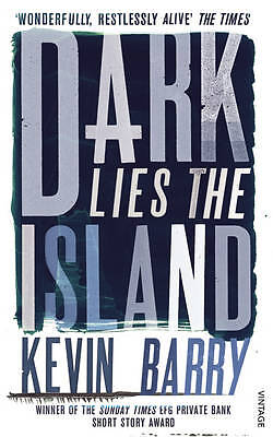Barry,kevin-Dark Lies The Island Book New