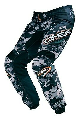 Oneal Adult 2016 MX ATV Motocross Digital Camo Riding Pants 28-38