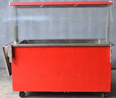 Used Vollrath 37065 Refrigerated Cold Buffet Table, Excellent, Free Shipping!
