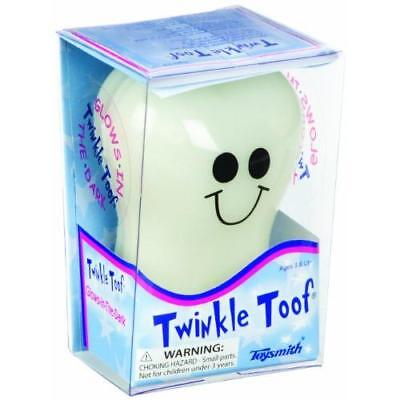 Toysmith Twinkle Toof Tooth (3.5-Inch) New