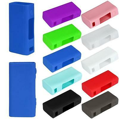 Mini Skin Wrap Cover Solid Color Electronic cigarette silicone case For EVIC-VTC