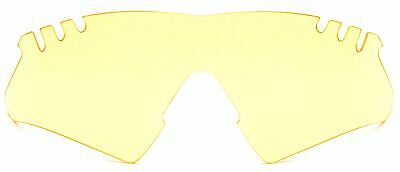"""VENTED """"CLEAR YELLOW"""" New SL Replacement Lens for Oakley M FRAME Sunglasses 2.0"""