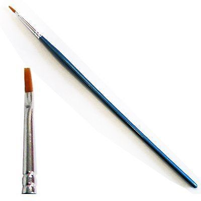Italeri Model Tool - 000 Brush Synthetic Flat - A51221 - New