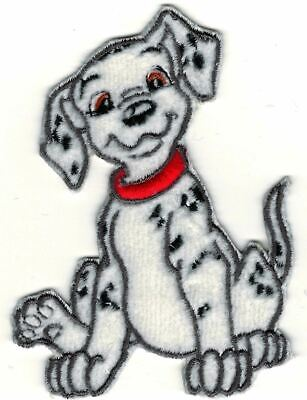 Penny 101 Dalmatians Cartoon Character Full Body Embroidery Patch