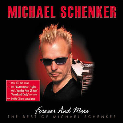 Michael Schenker ~ Forever And More The Best Of New Sealed 2 Cd