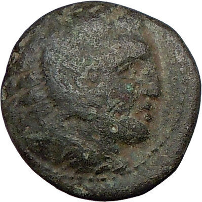 Alexander III the Great 336BC Ancient Greek Coin HERCULES Bow Club  i23721