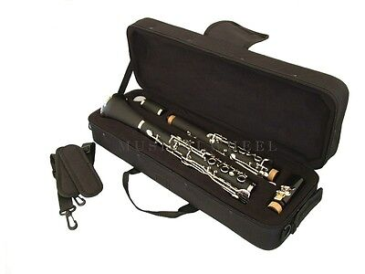 CLARINET in the key of G - NEW