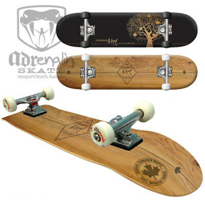 "ADRENALIN ULTRA SPEC CANADIAN SKATEBOARD 31"" x 8""  - CHOICE OF 2 STYLES"
