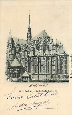80 Amiens Cathedrale Abside 23315