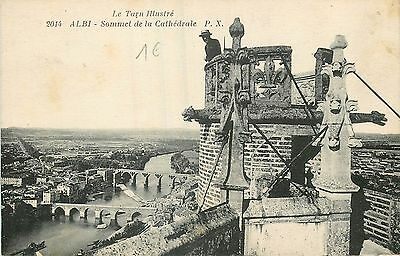 81 Albi Sommet Cathedrale - Ponts