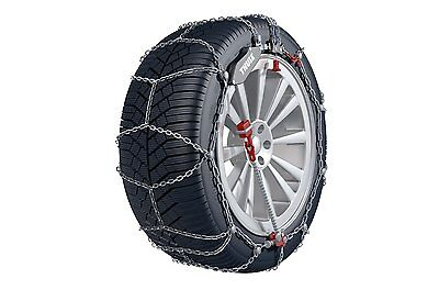 Thule Snow Chains CS-9 100 9mm Automatic Reming System Set Of 2