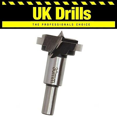 Hinge Drills - All Sizes - Hss & Tct 26Mm, 30Mm & 35Mm