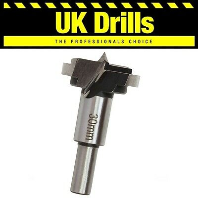 Hinge Drills For Wood - All Sizes - Hss & Tct 26Mm, 30Mm & 35Mm
