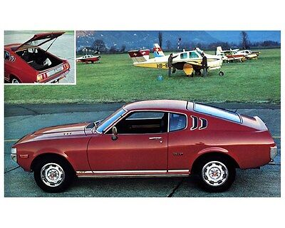 1976 Toyota Celica 2000 GT Liftback Factory Photo ca3663