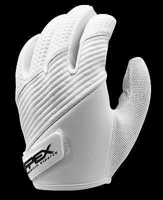 Worth Womens Fpx Elite Batting Gloves Fpxbg White Pair Youth Small