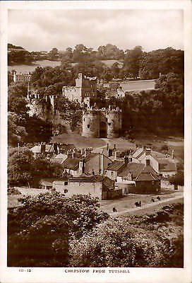 Chepstow from Tutshill # 60-10 in TC Series.