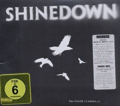 Shinedown - The Sound Of Madness (Deluxe) NEW CD+DVD