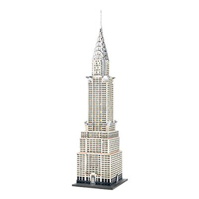 Department 56 Christmas in The City Village, The Chrysler Building Lit House New