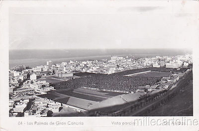* SPAIN - Canary, Las Palmas - Vista parcial 1952