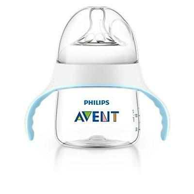 Philips Avent My Natural Trainer Cup, Clear, 5 Ounce, Stage 1 New