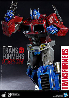 Transformers Optimus Prime Action-Figur Starscream Version 30 cm Hot Toys Hasbro
