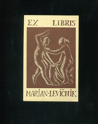 EXLIBRIS,304a, Miha Males - Akte / Acts