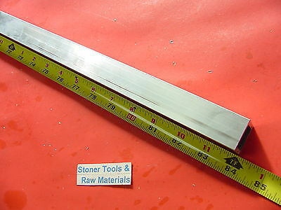 "1""x 1""x 1/8"" Wall x 84"" Long ALUMINUM SQUARE TUBE 6063 T52 1"" SQ x .125"" W New"