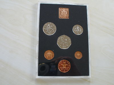 1978 Proof Set In Royal Mint Case - Uk Post Free