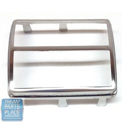 Stainless The Parts Place GM Clutch Brake Pedal Trim
