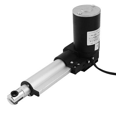 DC 24V 4 Inches Stroke Electric Linear Actuator Motor Multi-function 10mm/s