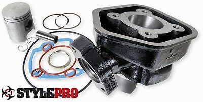 Cylindre Remplacement Kit Piston 50cc pour Peugeot Speedfight 1 2 LC H2O