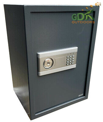 X-Deep & Wide Home Security Safe, Office, Valuable Storage, Document, X-D-A