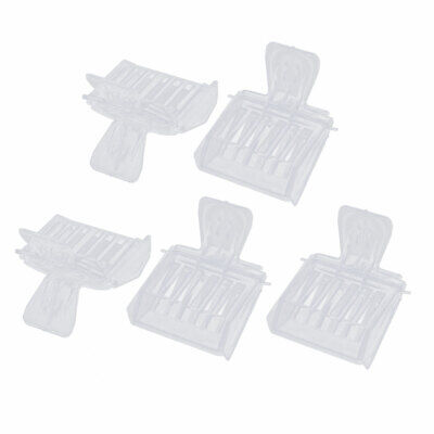 Plastic Clip Queen Bee Catcher Cages Beekeeping Protection Tool 5pcs
